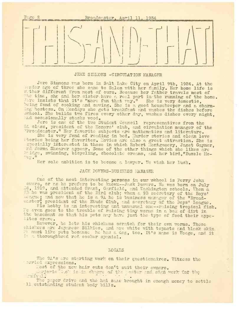 19340411 Leslie Broadcaster Page 2